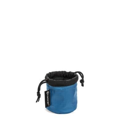 Tamrac apparatuurtas: Goblin Lens Pouch 0.3 - Zwart, Blauw