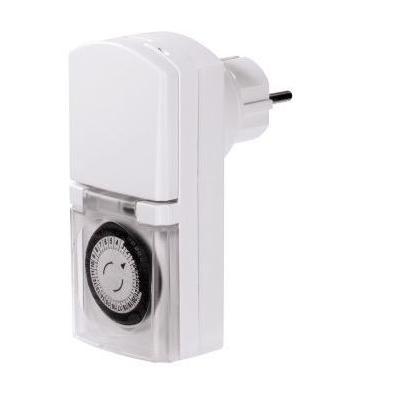 Hama elektrische timer: Mini - Wit