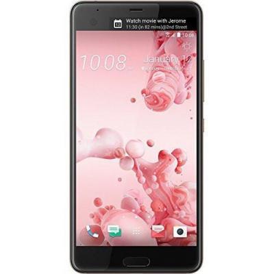 Htc smartphone: U Ultra - Roze goud 64GB