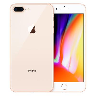 Apple smartphone: iPhone iPhone 8 Plus - Goud 64GB (Refurbished LG)