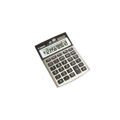Canon calculator: LS-120TSG - Goud, Grijs