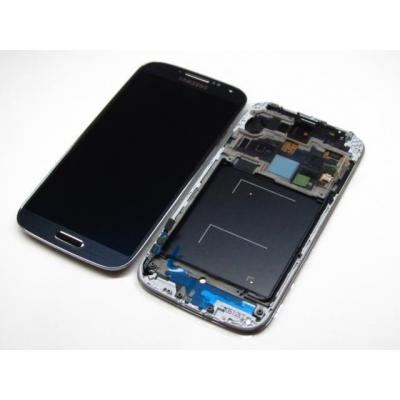 Samsung mobile phone spare part: i9500 Galaxy S4, blue