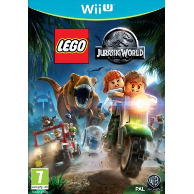 Warner bros game: LEGO, Jurassic World  Wii U