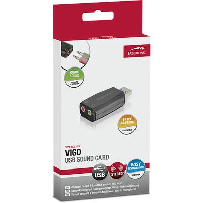 Speed-Link VIGO Geluidskaart