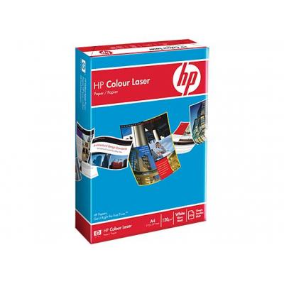 Hp papier: Color Laser Paper, 120 gr/m², 500 vel, A4/210 x 297 mm - Multi kleuren