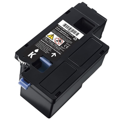 DELL Zwartecartridge met standaardcapaciteit voor de -Kleur printer C17XX, 1250/135X, 700 pagina''s Toner