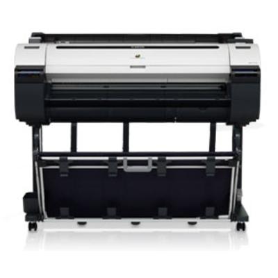 Canon grootformaat printer: imagePROGRAF iPF770 - Zwart, Cyaan, Magenta, Mat Zwart, Geel