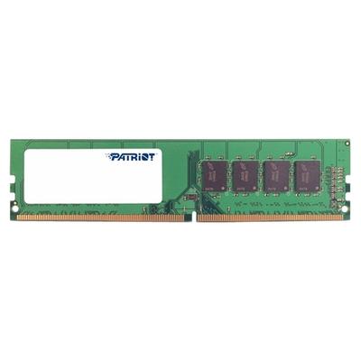 Patriot Memory 4GB DDR4 2400MHz RAM-geheugen - Groen