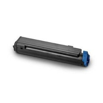 OKI cartridge: Zwarte tonercartridge