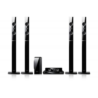 Samsung home cinema system: - HT-E5550/EN - Home Theatre - Zwart