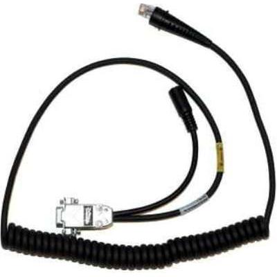 Honeywell RS-232 Seriele kabel - Zwart
