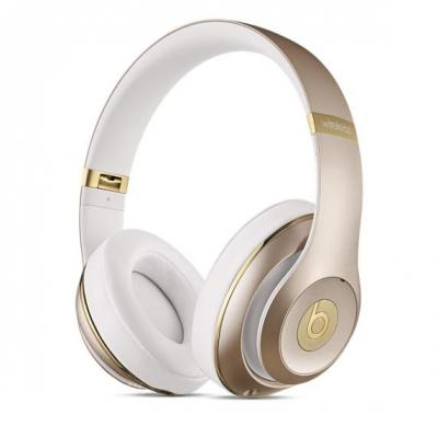 Apple koptelefoon: Beats Studio - Goud