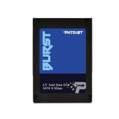 Patriot Memory Burst SSD - Zwart