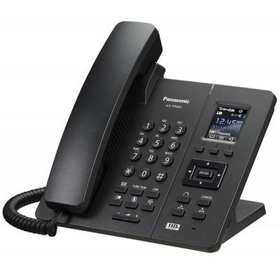 Panasonic dect telefoon: KX-TPA65 - Zwart