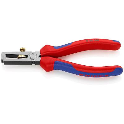 Knipex KP-1102160 Stripping gereedschap - Blauw, Rood