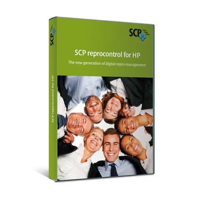 HP SCP reprocontrol for (1 printer) Print utilitie