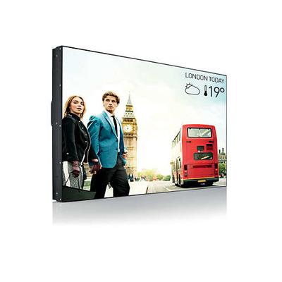 "Philips Signage Solutions 54.6"", 1920x1080, 16:9, 12 ms, RCA, DVI-D, HDMI, VGA, DisplayPort 1.2, RJ-45, RS-232C, ....."