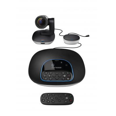 Logitech GROUP - videovergadersysteem Videoconferentie systeem