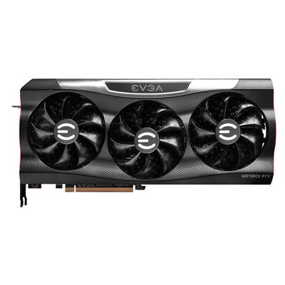 EVGA NVIDIA GeForce RTX 3090, 24GB GDDR6X, 384 bit, 19500MHz, PCI Express x16 4.0, 1 x HDMI (2.1), 3 x DP (1.4a), .....
