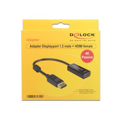 DeLOCK 62609 video kabel adapters