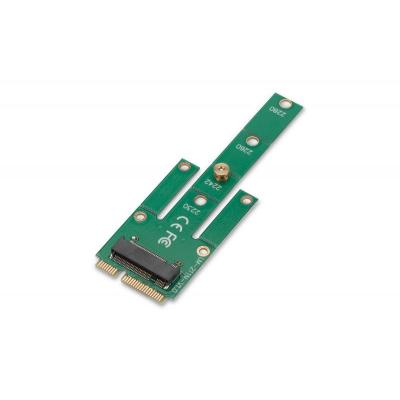 Digitus PCIe adaptercard MSATA to NGFF (M.2) PCI Express M.2 specification 1.0 SATA III, up to 6.0 Gb/s .....