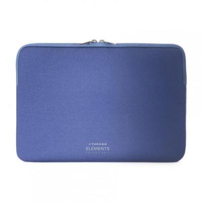 Tucano laptoptas: Second Skin Elements - Blauw