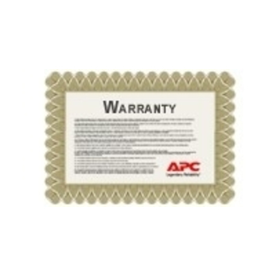 APC 1 Year Extended Warranty (Renewal or High Volume) Garantie