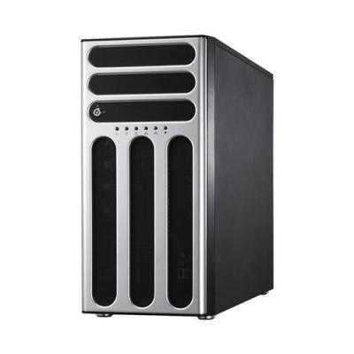 Asus server barebone: TS300-E8-PS4 - Zwart, Zilver