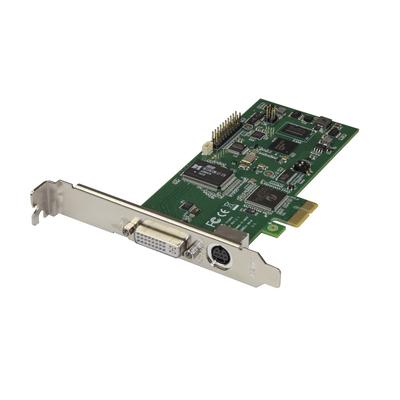 StarTech.com PCIe HDMI video opname kaart HDMI, DVI, VGA of component video 1080P bij 60 fps Video capture .....