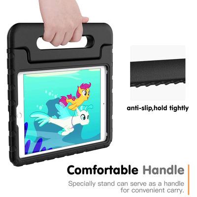 Wibrain iPad 10.2 EVA Kids Case Black Cushioning