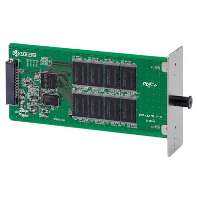 KYOCERA HD-6 SSD - Zwart, Groen