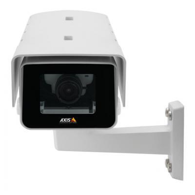 Axis P1365-E Mk II Beveiligingscamera - Wit