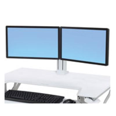 Ergotron multimedia accessoire: WorkFit - Wit