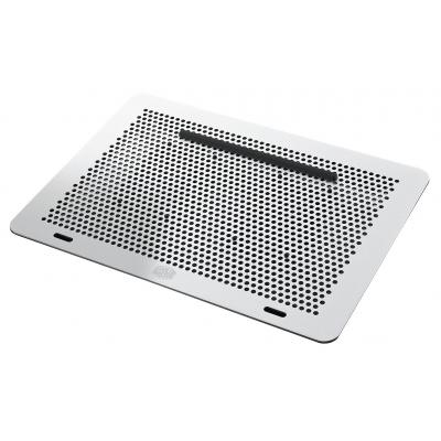 Cooler master notebook koelingskussen: MasterNotepal - Zwart, Zilver