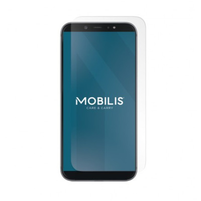 Mobilis tempered glass Clear finishing for Galaxy A42 5G Screen protector - Transparant
