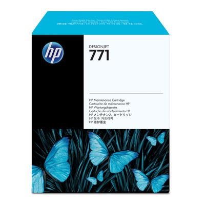 Hp printkop: 771