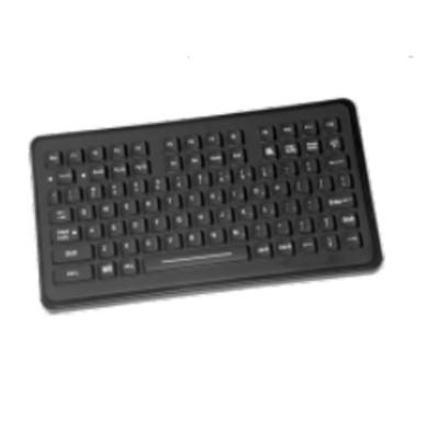 Intermec Backlit Keyboard, 88-Key, f/ VT220 Terminal Emulation, PS/2, Black Toetsenbord - Zwart