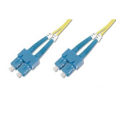ASSMANN Electronic DK-292SCA2SCA-10 fiber optic kabel