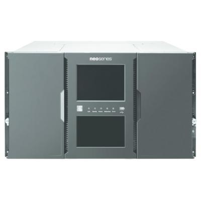 Overland storage tape autoader: NEOxl 80 - Zwart