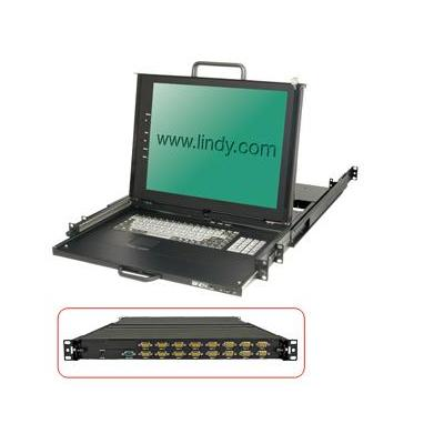 Lindy 21672 rack console