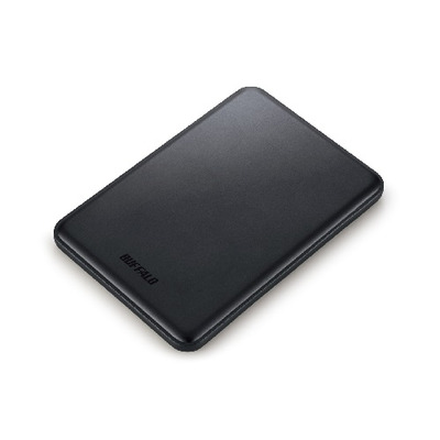 Buffalo MiniStation Slim Externe harde schijf - Zwart