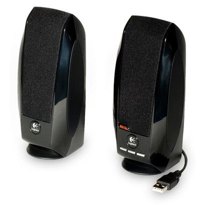 Logitech Speaker: S150 - Zwart
