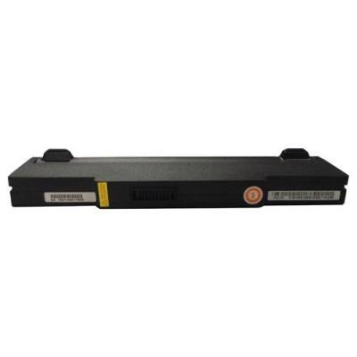 Asus batterij: 4800mAh 11.1V 6 cell - Zwart