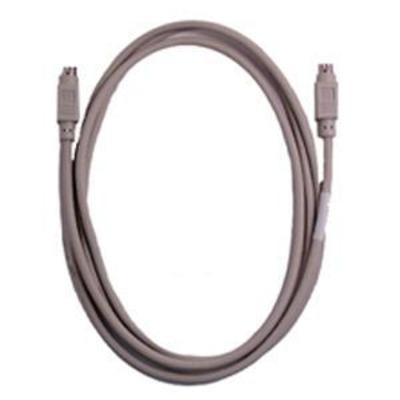 Lantronix 6-pin 4.6m PS2 kabel - Grijs