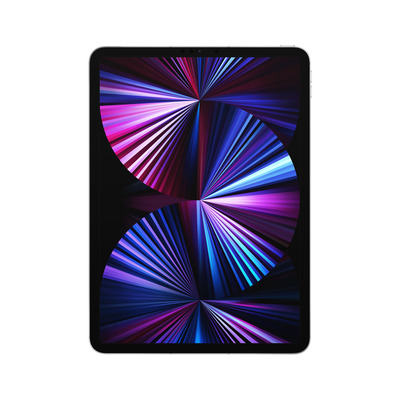 Apple iPad Pro 11-inch (2021) Wi-Fi + Cellular 128GB Silver Tablet - Zilver