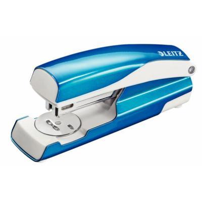 Leitz NeXXt WOW 5502 Nietmachine - Blauw, Metallic
