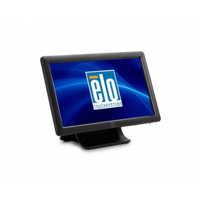 Elo touch solution touchscreen monitor: 1509L - Zwart