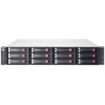 Hewlett Packard Enterprise MSA 2040 Energy Star LFF Disk Enclosure SAN