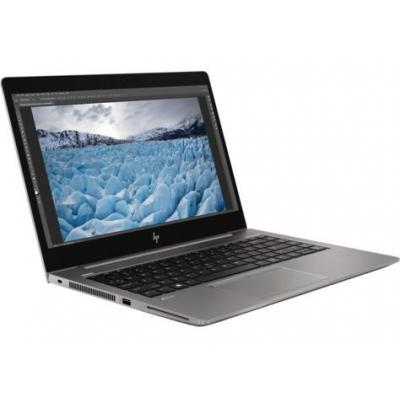"HP ZBook 14u G6 14"" Touch i7 16GB RAM 512GB SSD Laptop - Zilver"