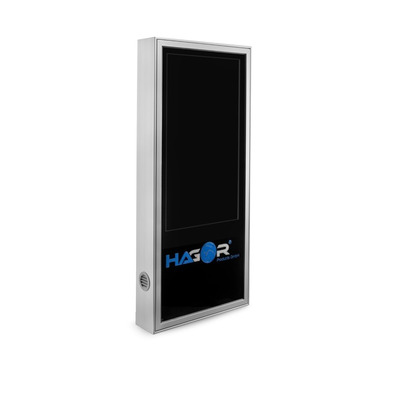 Hagor ScreenOut Pro Kiosk M TV standaard - Aluminium